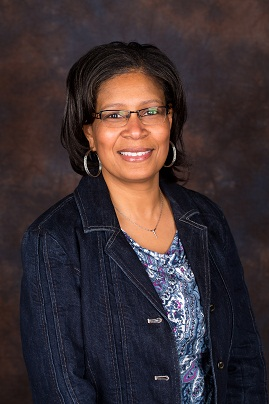 Photo of Vice Provost for Diversity & Inclusion Terri Harris Reed