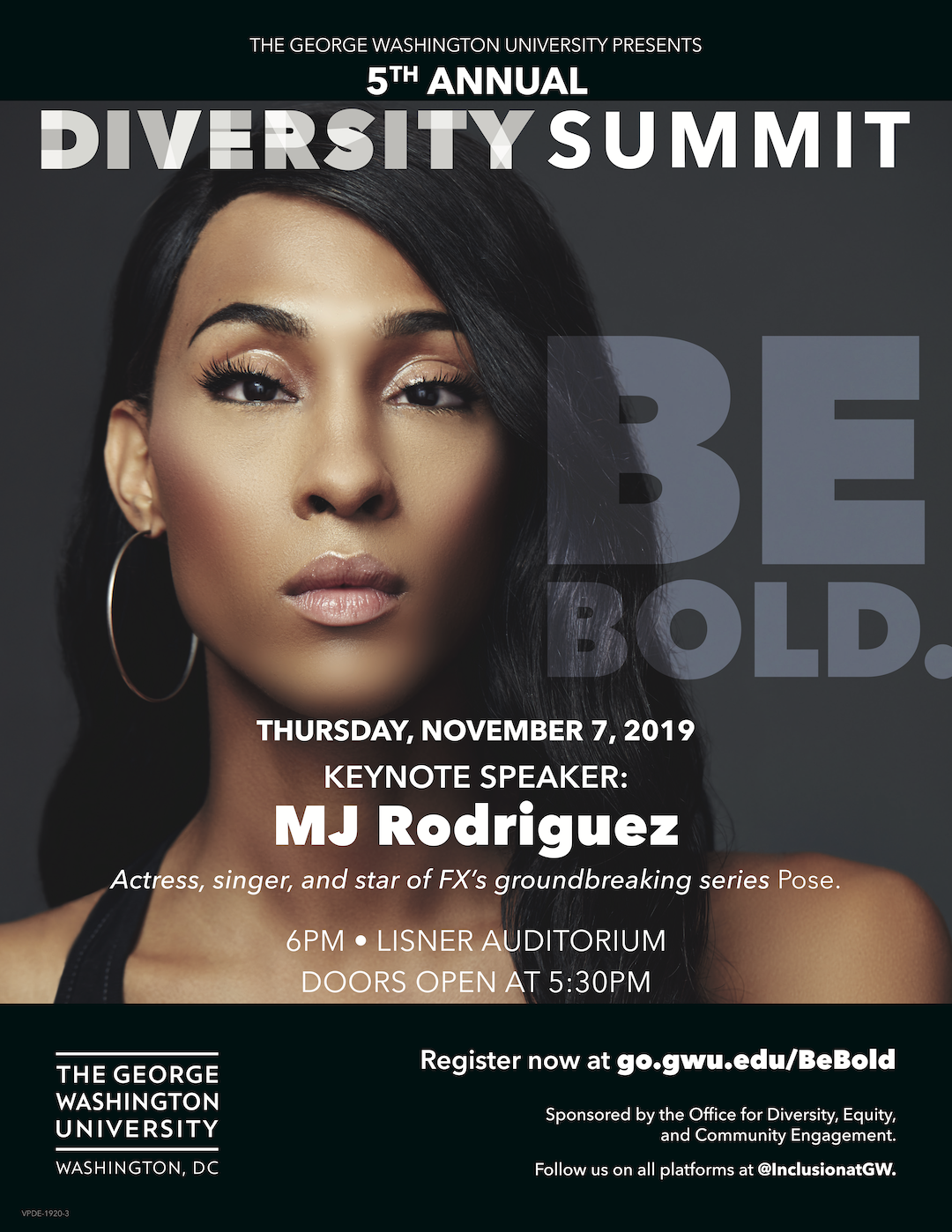 2019 Diversity Summit Flyer