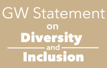 GW Statement on diversity and inclusion