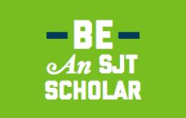 Be an SJT Scholar
