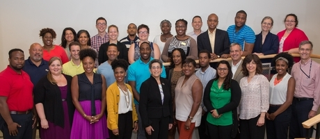 Staff of the Office of Diversity & Inclusion