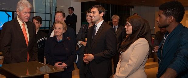 Clinton Global Initiative University photo